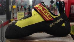 Stefano B. verified customer review of Scarpa Drago
