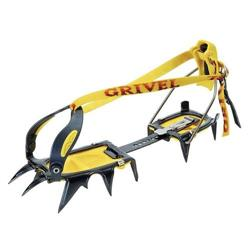 Tom W. verified customer review of Grivel G12 New Matic Crampon