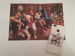 BTS POLAROID SIGNATURES (4 DESIGNS)