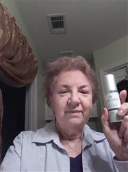 Sharon J. verified customer review of Super C Serum