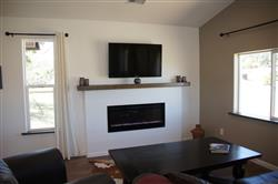 """LeVonne W. verified customer review of Sideline 50 80004 50"""" Recessed Electric Fireplace"""