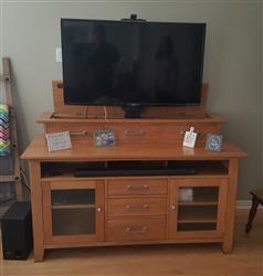 "Jim H. verified customer review of Whisper Lift II 23202 TV Lift Mechanism for 65"" Flat screen TVs (36"" travel)"
