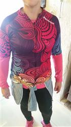 Rauna S verified customer review of FIRE DRAGON - WOMEN'S SHORT SLEEVE JERSEY