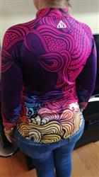 Diana R verified customer review of FIRE DRAGON - WOMEN'S THERMAL JERSEY