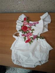 Ella M. verified customer review of Bianca Floral Romper