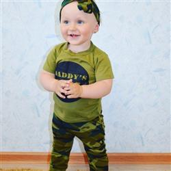 Jena D. verified customer review of Daddy's Girl Camo Set
