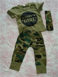 Rosa T. verified customer review of Daddy's Girl Camo Set