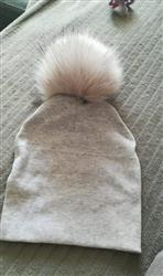 Bailey M. verified customer review of Gail Fur Ball Hat