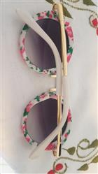 Betty P. verified customer review of Celeste Floral Sunglasses