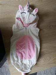 Caroline P. verified customer review of Hooded Unicorn Romper
