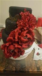 Roxanne F. verified customer review of Petite Unwired Roses - Red