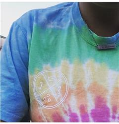 Taylor N. verified customer review of Short Sleeve Freedom Tie Dye