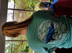 Sarah B. verified customer review of Painted Whale Recycled Tee