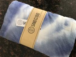 Kay C. verified customer review of Indigo Tie Dye Roundie