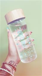 Felicia S. verified customer review of Save The Fishies Water Bottle