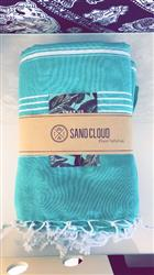 Samantha S. verified customer review of Seafoam XL Towel