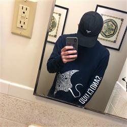 James G. verified customer review of Manta Ray Navy Long Sleeve