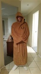 Ian R. verified customer review of Awesome Star Wars Bath Robe