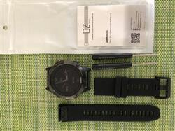Wally D. verified customer review of Silicone Garmin Fenix 5 / Forerunner 935 Band