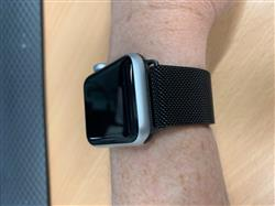 Anonymous verified customer review of Black Milanese Loop Apple Watch Band