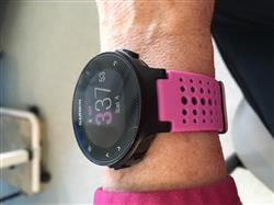 Heather A. verified customer review of Silicone Garmin Forerunner 235 Band