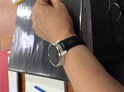 Gail M. verified customer review of Leather Garmin Vivomove HR & Vivoactive 3 Band