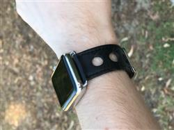 Laurence D. verified customer review of Single Tour Rally Apple Watch Band