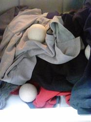 Wool Dryer Balls (6 Pack XL)