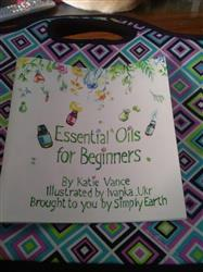 Donna D. verified customer review of Essential Oils for Beginners Book