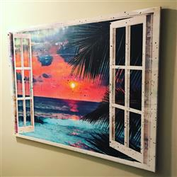 Kyle B. verified customer review of Window to Paradise