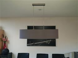 Hanglamp Meerdere Lampen : Stoffen hanglamp lampgigant stoffen hanglampen