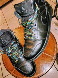 Watch the Throne Shoelaces