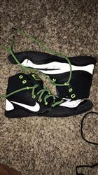 Black Volt Rope Shoelaces