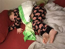 Heather Byrom verified customer review of Brain Zzz Kids Pajamas Set