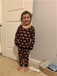 Jenny Miller verified customer review of Brain Zzz Kids Pajamas Set