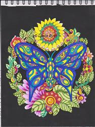 Lynda R. verified customer review of Colors Of Nature Illustrated By Stevan Kasih