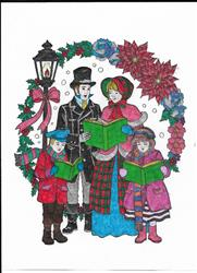 Yvonne L. verified customer review of A Colorful Christmas Illustrated By Hasby Mubarok