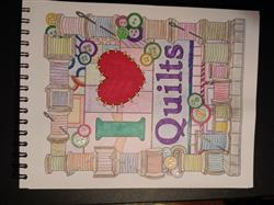 Carol B. verified customer review of Colorful Quilts Illustrated by Stevan Kasih