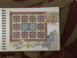 Kay H. verified customer review of Colorful Quilts Illustrated by Stevan Kasih
