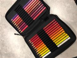Laura S. verified customer review of 48 Pencil Holder Travel Case