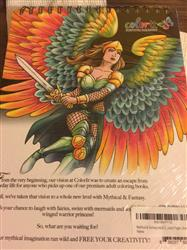 A R. verified customer review of Mythical and Fantasy Illustrated By Terbit Basuki