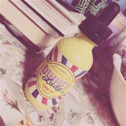 Dinner Lady Premium E-Liquids - Lemon Tart