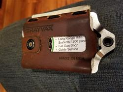 Trayvax Element - Tobacco Brown