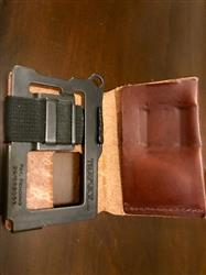 Jeremy G. verified customer review of Summit Notebook Leather Sleeve