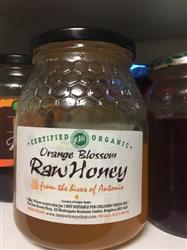 Khikmatillo T. verified customer review of Raw Organic Orange Blossom Honey - 1kg