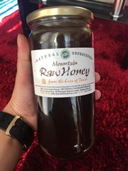 Mrs B. verified customer review of Raw Mountain Honey - 1kg