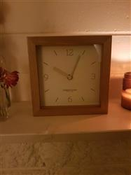 Shelby P. verified customer review of London Clock Company Tid Mantel Clock, 16cm + GIFT