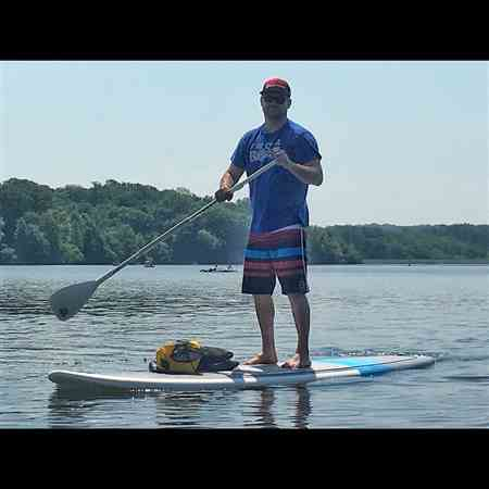 ROBERT G. verified customer review of Cruiser SUP Bella Classic Ultra-Lite 9'6 - 10'8