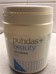 Anonymous verified customer review of Puhdas+ Beauty Kollageeni Natural