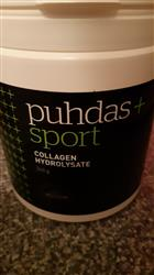 Anonymous verified customer review of Puhdas+ Sport Collagen Hydrolysate